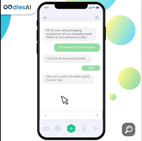 shopping whatsapp chatbot