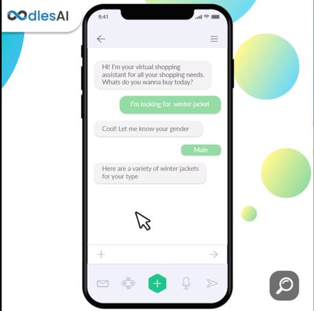 shopping whatsapp chatbot