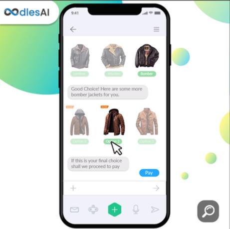 shopping bot artificial intelligence