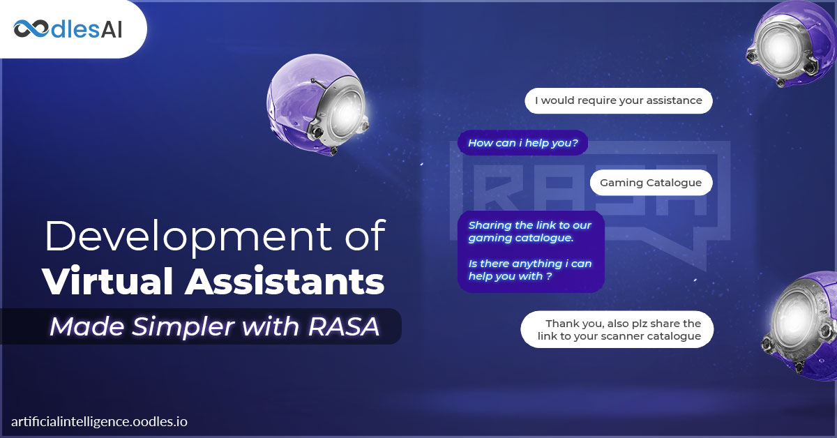 Development of Virtual Assistants Made Simpler with RASA