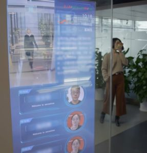 Artificial intelligence Iot Facial recognition for access control
