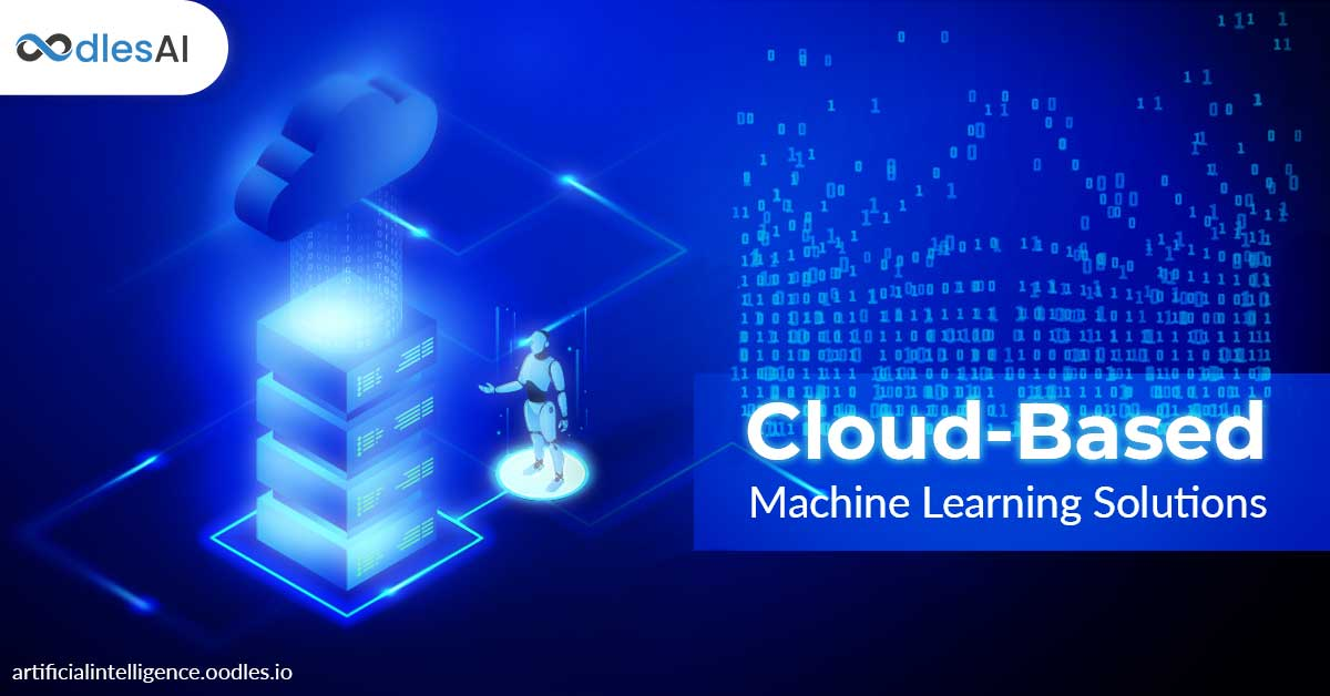 machine learning in the cloud process