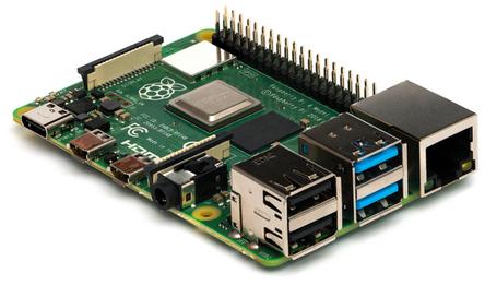 ai development with raspberry pi 4