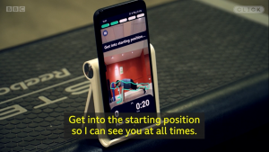 fitness tracking apps with AI